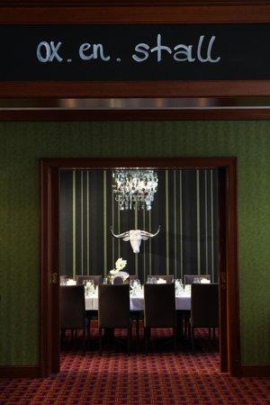 Lindner Hotel City Plaza: Room ox.en.stall