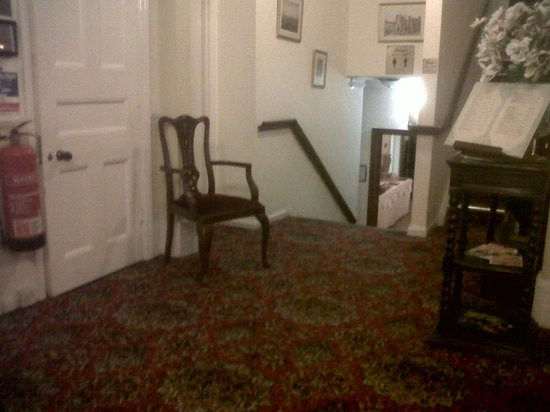 Ardmore House: Entry Hall