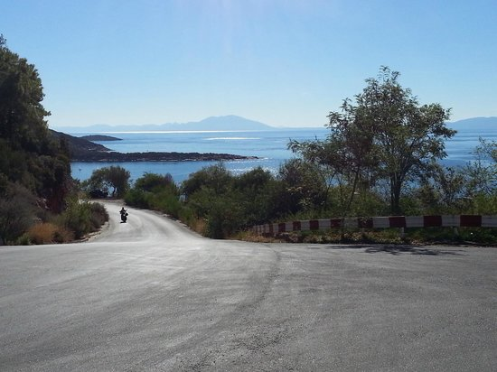 Club Med Bodrum Palmiye: vue extérieure