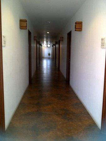 Hotel Amira Pasteur : Room Coridor