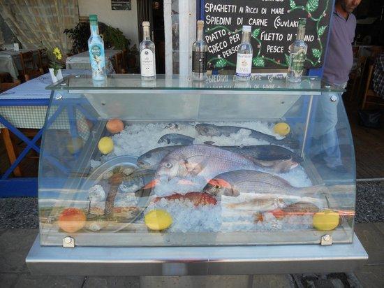 'Brasosca' Fish Taverna and Restaurant : 'Brasosca' alias Tasos the Kalymnios
