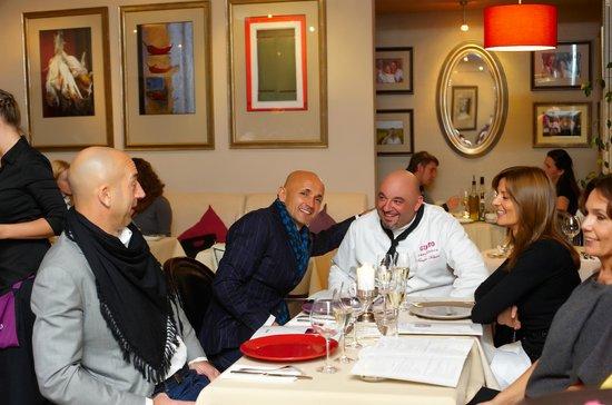 Gusto: Chief Fabrizio Fatucci