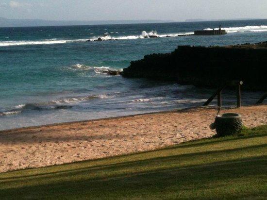 Candi Beach Resort & Spa : Great beach, not always clean