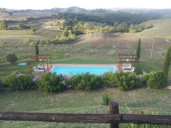 Quercia Rossa Farmhouse: Piscina