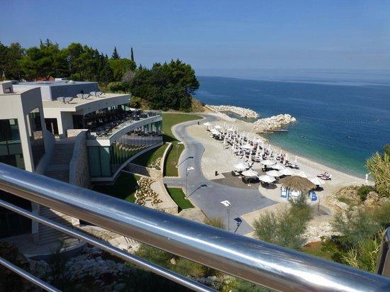 Kempinski Hotel Adriatic Istria Croatia: Hotelstrand