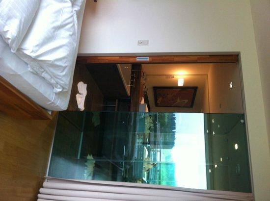 Falkensteiner Hotel & Spa Carinzia: doccia