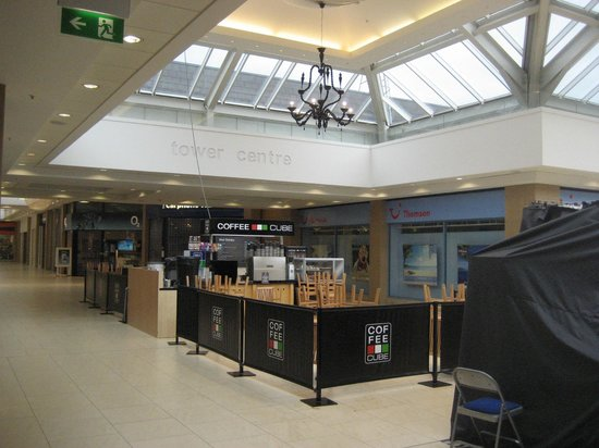 Tower Centre, Shopping Centre, Ballymena
