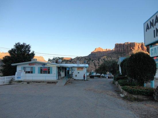 Anasazi Inn at Tsegi: Le restaurant
