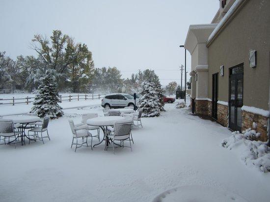 Hampton Inn & Suites Buffalo: Fall Storm Atlas