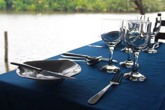 Kumudu Valley Resort: Foods