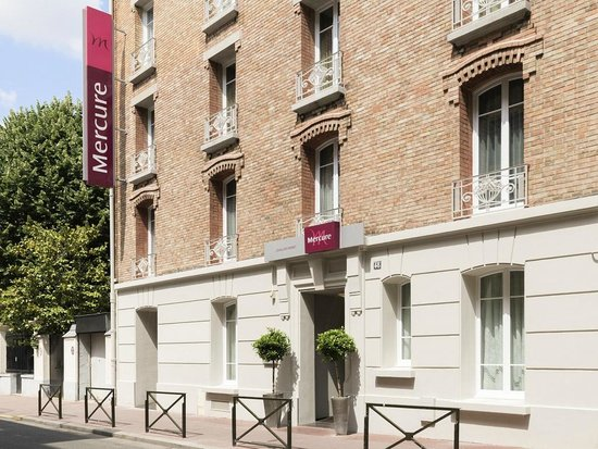 Mercure Paris Levallois Perret: Hôtel Mercure Paris Levallois