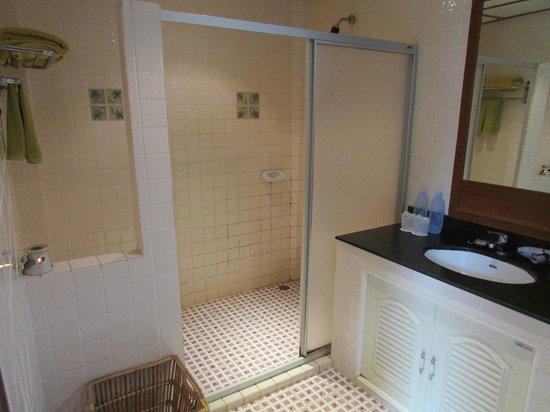 P.P. Erawan Palms Resort : Shower