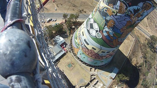 Orlando Towers: This what 110m jump looks like