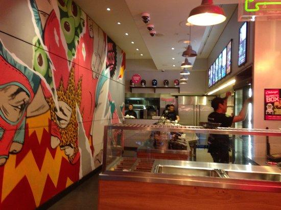 Chilango: El restaurante !