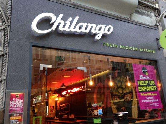 Chilango: El exterior !
