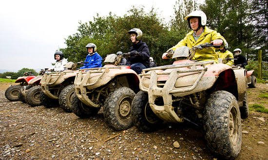 Taff Valley Quad Bike & Activity Centre