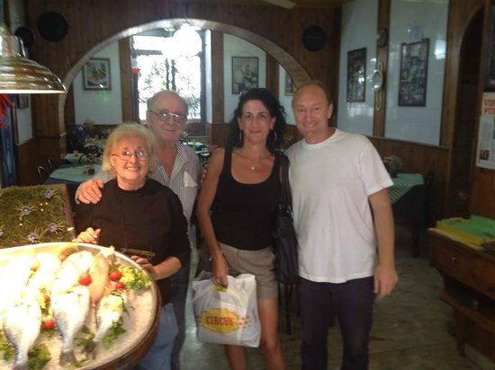 Trattoria Tipica di Giovanni: Trip to Naples best food ever!!
