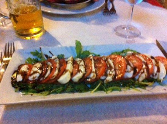 Ristorante pizzeria san martino albufeira: Lovely starter