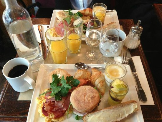 Cafe Divan : le brunch!!!