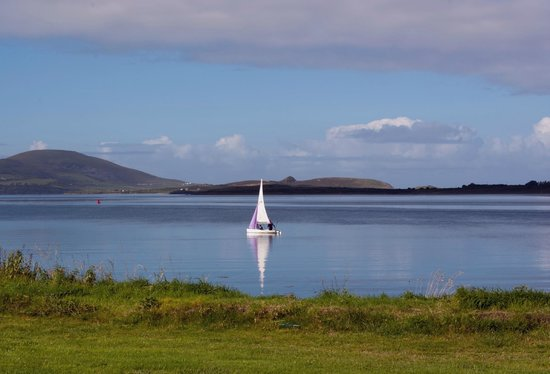 Mannix Point Camping and Caravan Park. (Mortimer's): View