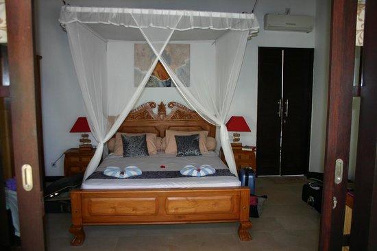 Minabali Bunga'lo : Chambre