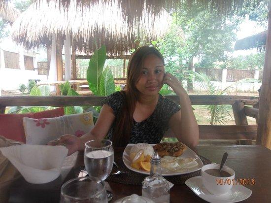 Sunz En Coron Resort: My last day...