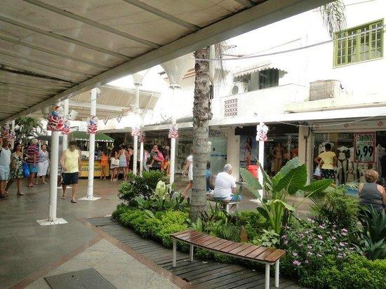 Rua Dos Biquinis: lugar super agradavel