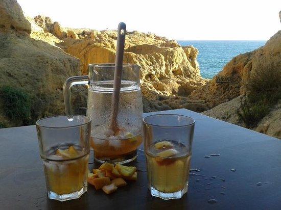 O Boteco : Sangria with a view