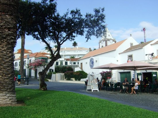 Restaurante Baiana : Restaurant in the Square