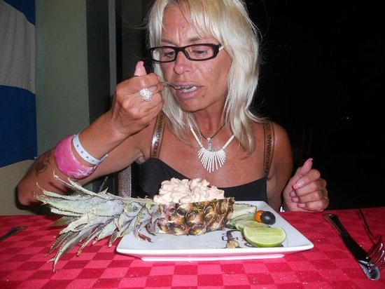 Meine cum essen Frau
