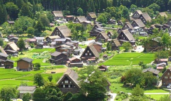 Shirakawa-mura
