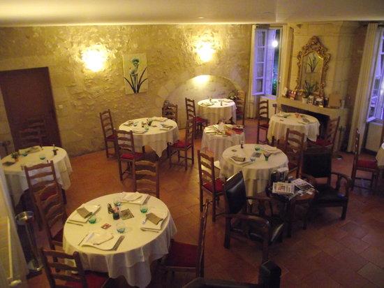 Le Vieux Presbytere: Salle du rez de chaussée