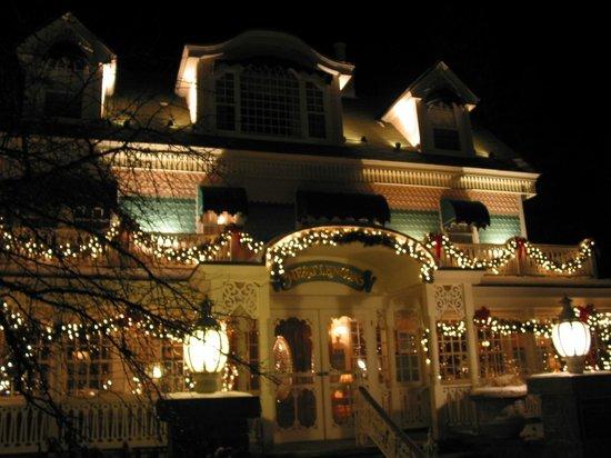 Nestlenook Estate & Resort Sleigh Rides: Nestlenook