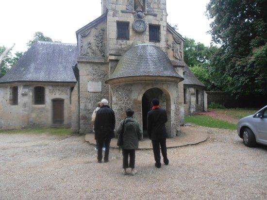 Notre Dame de Grace : mont jolie  Honfleur