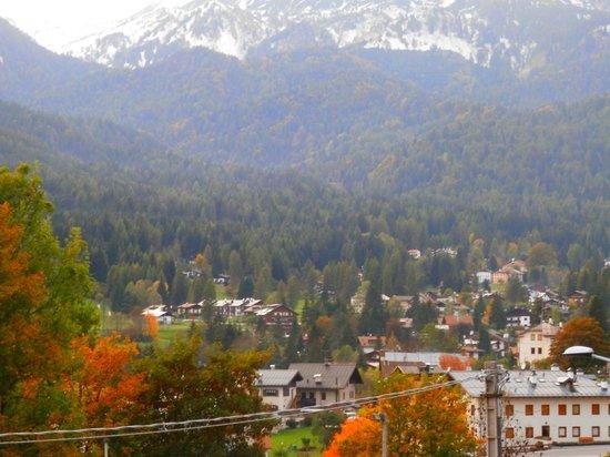 Antelao Dolomiti Mountain Resort : vista