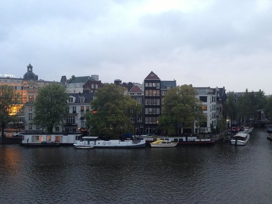 Hotel Amstelzicht: View from room no.223