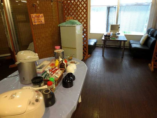 Island at Ishigaki : 9 一階の朝食コーナー
