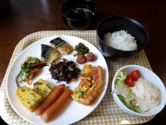 Island at Ishigaki : 10 朝食