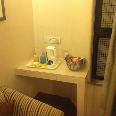 Park Central Comfort-e-suites : Bed Room