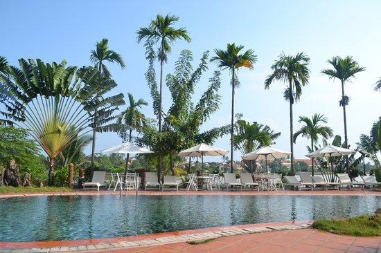 Pho Hoi Riverside Resort : Piscine