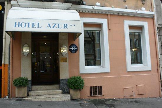 azur hotel : Hotel Azur