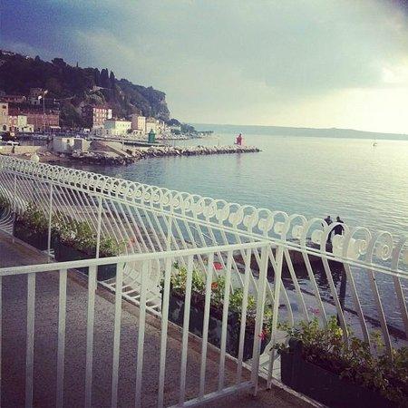 Hotel Piran: See view