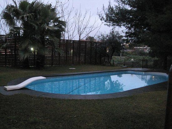 OttoMood B&B: Piscina