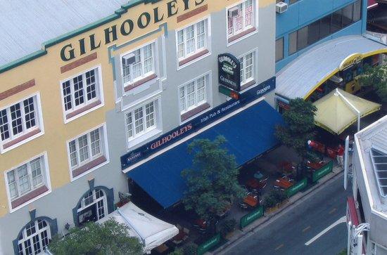 The Sebel Brisbane: Gilhooleys, Great Irish Pub
