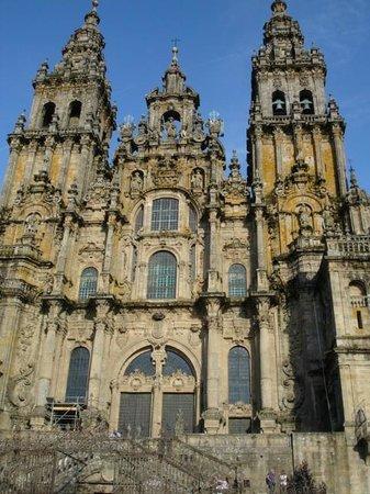 A Casa Da Torre Branca: Catedral de Santiago de Compostela