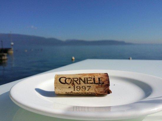 Villa Fiordaliso: La bottiglia di oggi. Lagrein Colterenzio 1997. Perfettamente conservato