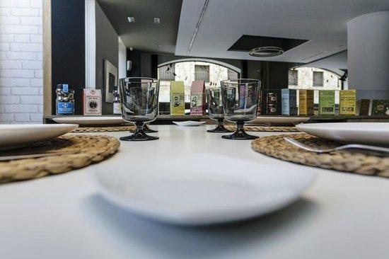 Vida & Comida: Vista sala