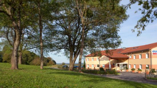 Hôtel Le Kolibri : L'ENVIRONNEMENT