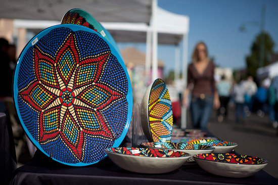 Las Cruces Farmers & Crafts Market, downtown Main St. Every Saturday from 8 am- 1 pm
