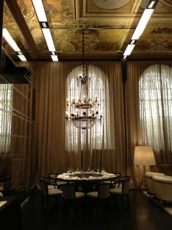 Hotel Majestic Roma: Restaurante
